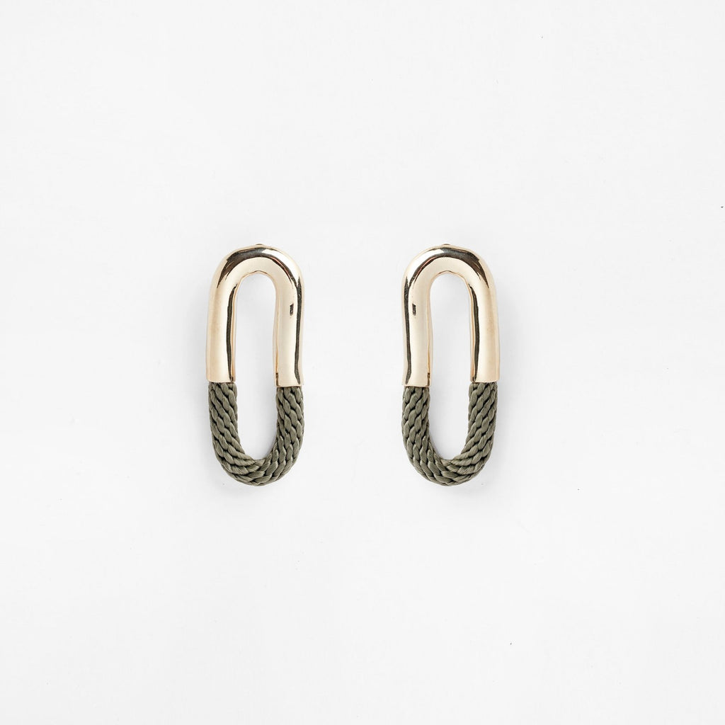 Pichulik, Earrings Cantadora via White Label Project