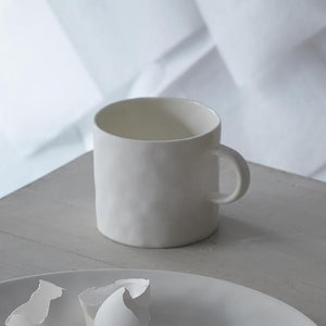 Kajsa Cramer Mug handle -  White