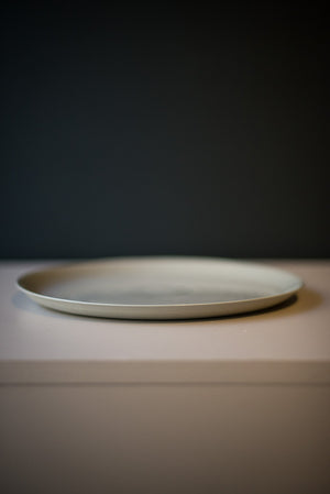 Light Grey Large Plate, Mud Australia