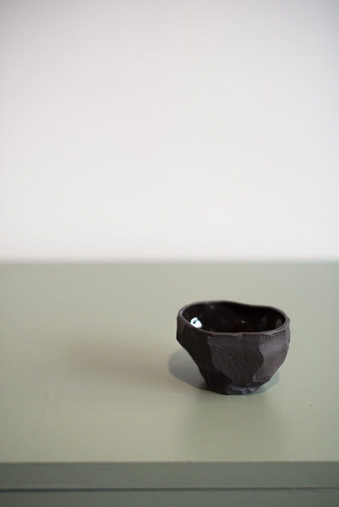 1882 Ltd, Small bowl - black