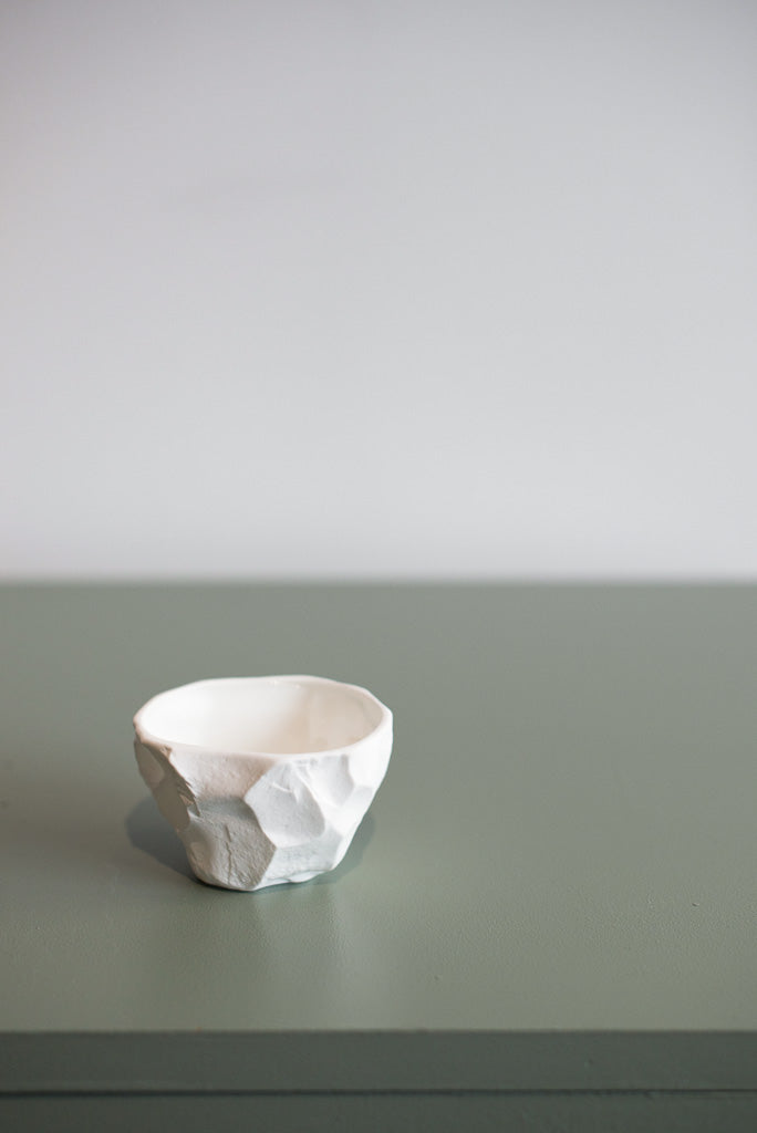 1882 Ltd, Small bowl - white