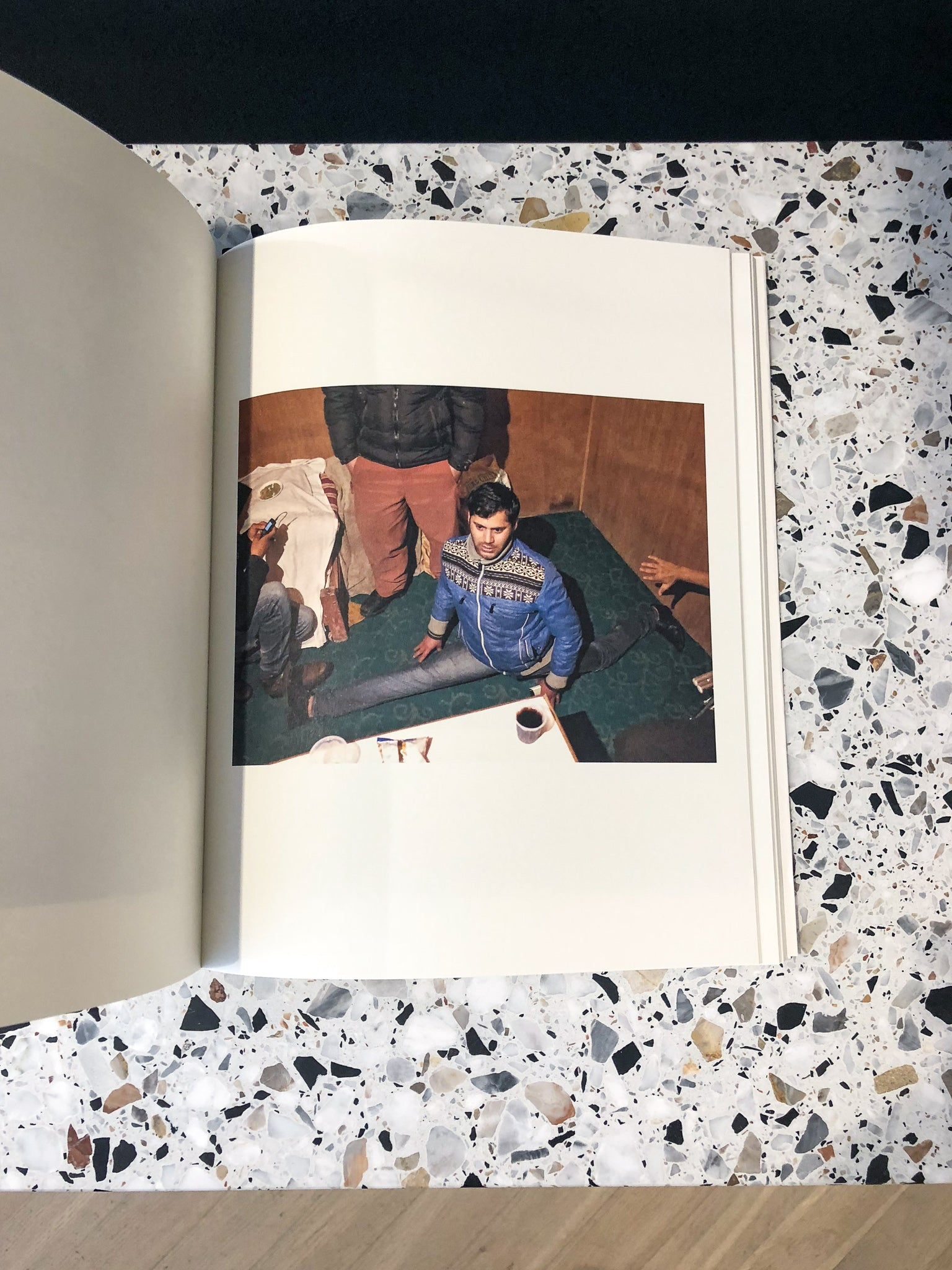 Steidl Verlag, Kapil Das, Something So Clear