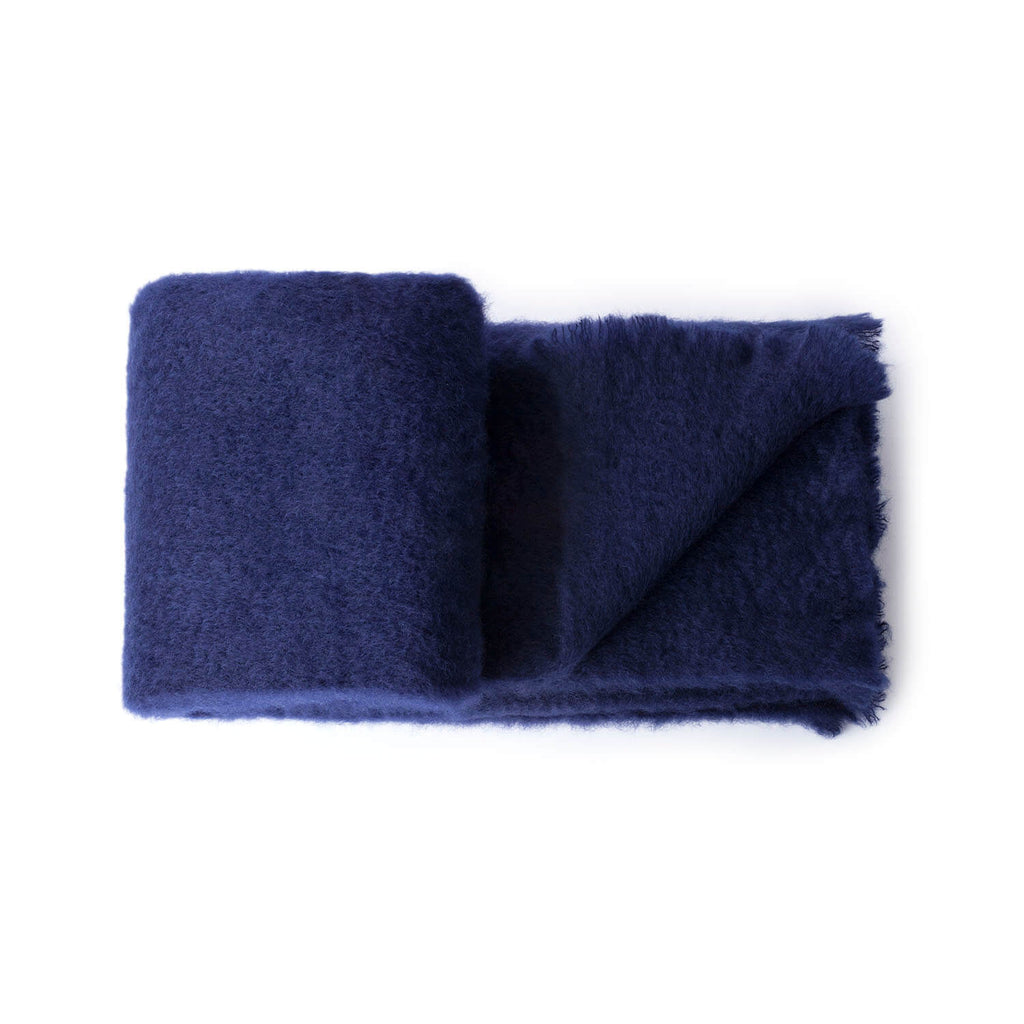 Viso Project N Y, Blanket Mohair, Navy