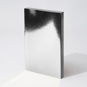 Writesketchand, Metal notebook - Silver Lingotto