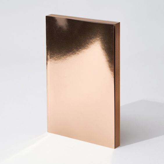 Writesketchand, Metal notebook - Copper Lingotto