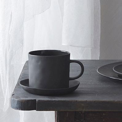Kaja Cramer Mug handle - Black