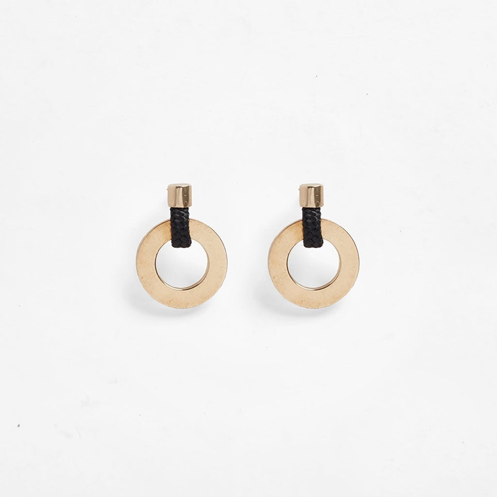 Pichulik, Noor Earrings via White Label Project
