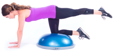 6 BOSU Ball Exercises to Try that Will Boost Your Stability and Balance