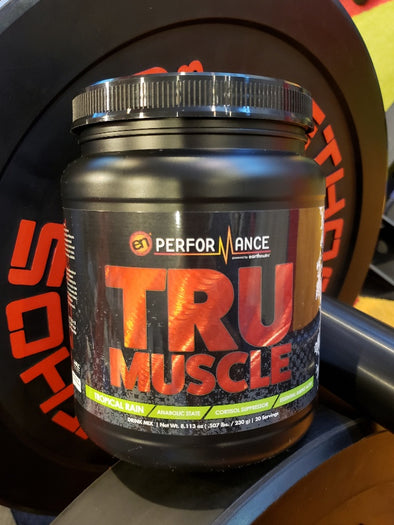 TruMuscle: What Does It Do? How Does It Do It?