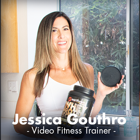jessica Gouthro - video fitness trainer