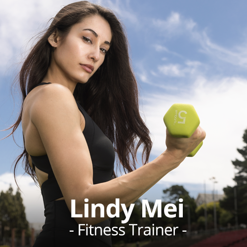 Lindy Mei - Fitness Trainer