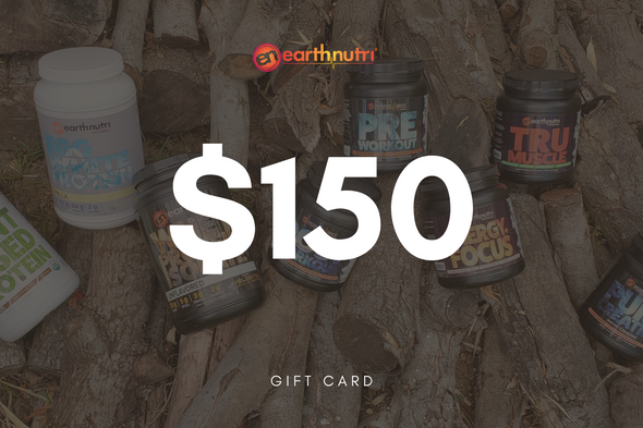 EarthNutri Gift Card