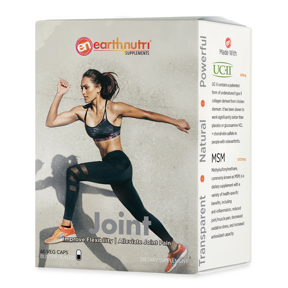 earthnutri - Joint , Improve Flexibility, Alleviate Joint Pain