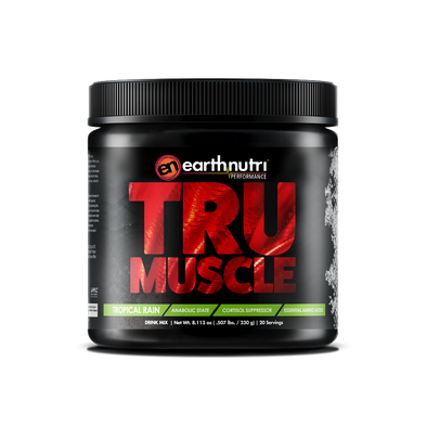 earthnutri - Tru Muscle - Tropical Rain
