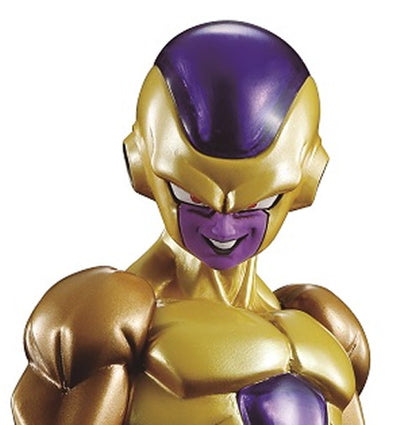Megahouse Dimension of DRAGONBALL DOD Golden Frieza Freeza PVC Figure