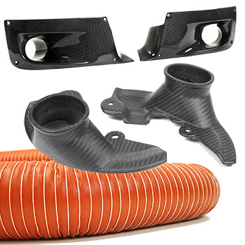 BRAKE DUCTING KITS