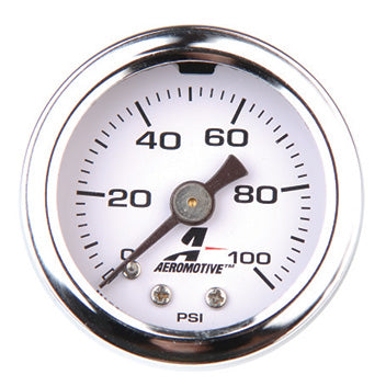 FUEL PRESSURE REGULATOR GAUGES