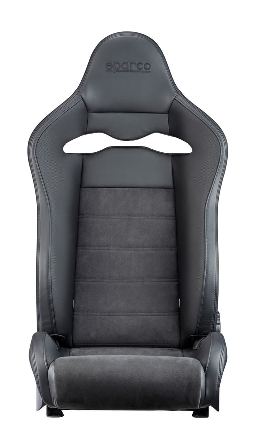 Sparco Seat SPX Carbon Fiber/Leather/Alcantara Black Right Universal