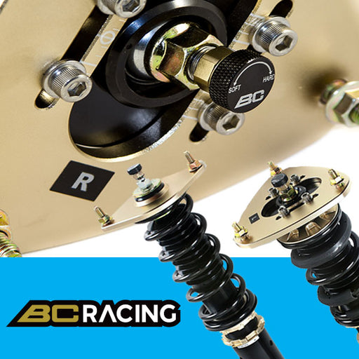 BC Racing BR Series Coilovers Extreme Low Subaru 2008-2011 WRX