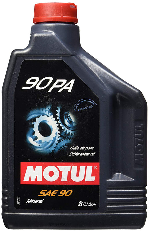 Motul 90PA Limited Slip Differential Oil 2.1 Quart Subaru R180 Rear Diff Universal