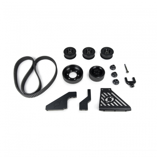 KraftWerks 30MM Track Pack Upgrade Kit (Includes All Pulleys and Belt) Subaru 2013-2017 BRZ