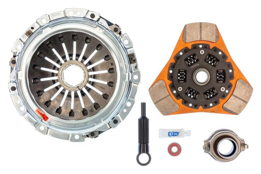 Exedy Stage 2 HD Clutch Kit Cerametallic Disc Subaru 2004-2020 STI