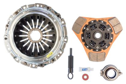 Exedy Stage 2 Clutch Kit Cerametallic Disc Subaru 2004-2020 STI