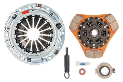 Exedy Stage 2 Clutch Kit Cerametallic Disc Subaru 2006-2014 WRX
