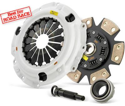 Clutch Masters FX400 6 puck Clutch And Steel Flywheel Kit Subaru 2013-2018 BRZ