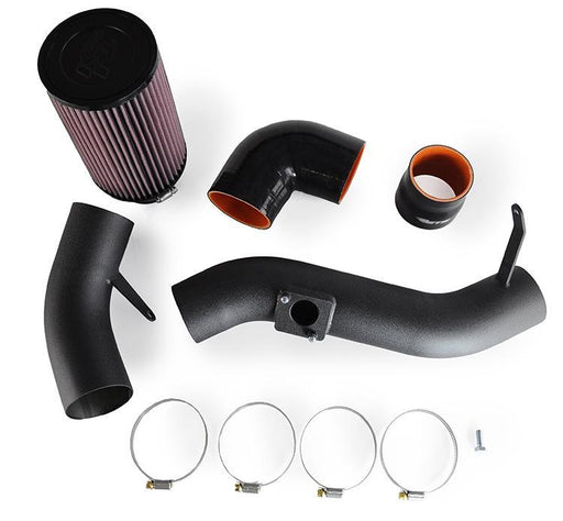 ETS Cold Air Intake Stock MAF Wrinkle Black Subaru 2002-2007 WRX / 2004-2007 STI