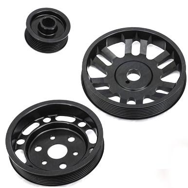 Go Fast Bits Complete Pulley Kit (3 Pulleys) Subaru 2013-2020 BRZ