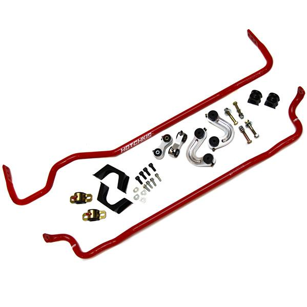 Hotchkis Sway Bar Kit Front 25mm And Rear 25mm (SEDAN) Subaru 2002-2007 WRX