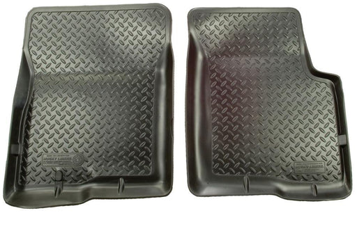 Husky Liners Classic Style Floor Liners Front Pair Subaru 2008-2014 WRX / 2008-2014 STI