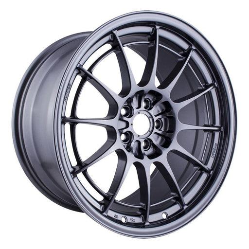 Enkei NT03+M 18x9.5 5x100 40mm Offset Gunmetal Wheel Universal