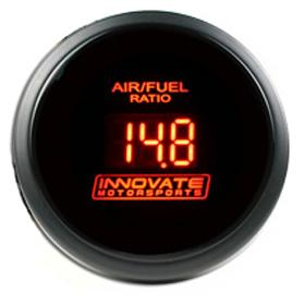 Innovate Motorsports 52mm DB-Red Wideband Gauge ONLY Universal