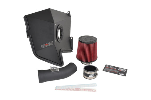 GrimmSpeed Cold Air Intake System Black Subaru 2002-2007 WRX / 2004-2007 STI