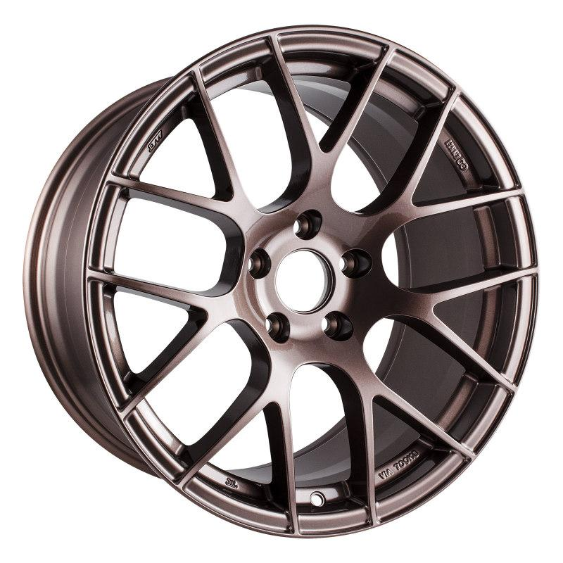 Enkei Raijin 18x9.5 35mm Offset 5x114.3 Bolt Pattern 72.6 Bore Dia Copper Wheel Universal