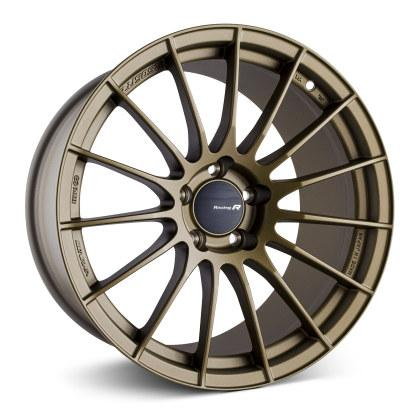 Enkei RS05-RR 18x9.5 22mm ET 5x114.3 75 Bore Titanium Gold Wheel Universal 484-895-6522GG