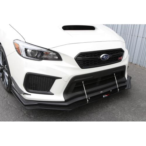 APR Performance Front Bumper Canards Carbon Fiber Subaru 2018-2020 WRX / 2018-2020 STI