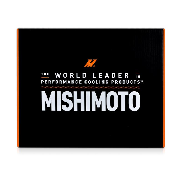 Mishimoto Performance Aluminum Oil Cooler 10-Row Universal