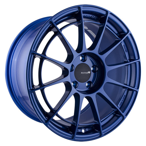 Enkei NT03RR 18x9.5 5x114.3 40mm Offset 75mm Bore Victory Blue Wheel Universal