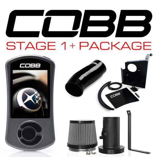 Cobb Tuning Stage 1+ Power Package w/ V3 Accessport Subaru 2006-2007 WRX / 2004-2007 STI