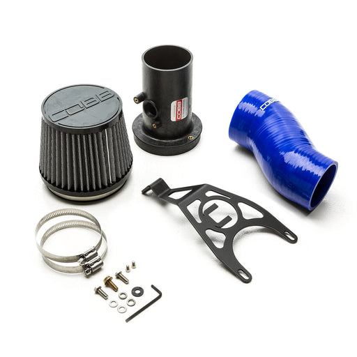 Cobb Tuning SF Short Ram Intake And Air Box Combo Blue Subaru 2008-2014 WRX / 2008-2014 STI
