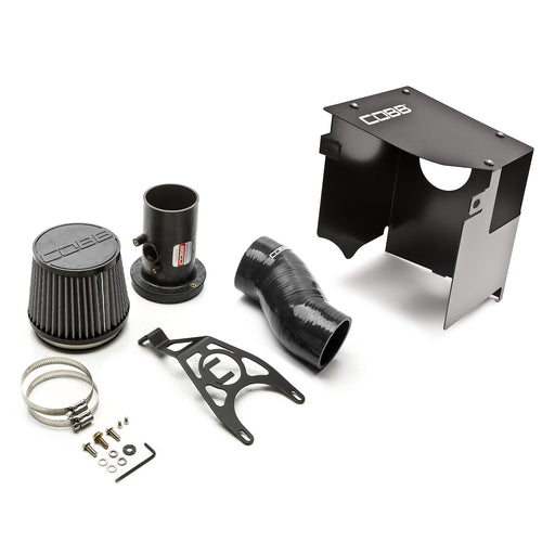 Cobb Tuning SF Short Ram Intake And Air Box Combo Black Subaru 2008-2014 WRX / 2008-2014 STI