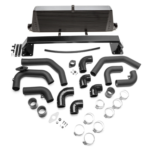 Cobb Tuning Front Mount Intercooler Kit Black Subaru 2011-2014 WRX