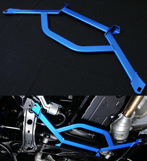 Cusco Front Crossmember Power Brace Subaru 2013-2019 BRZ
