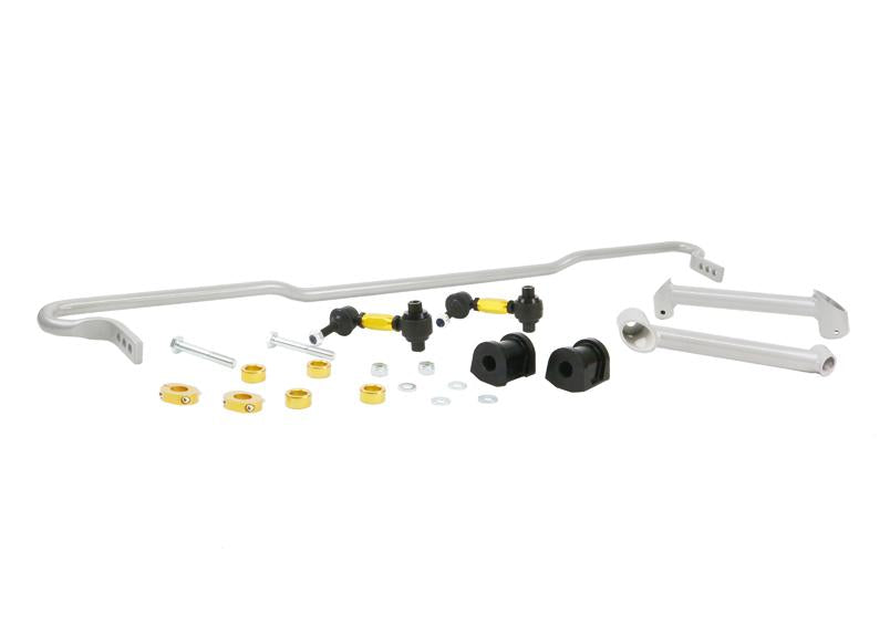 Whiteline 18mm Rear Sway Bar Adjustable w/End Links And Support Mounts Subaru 2013-2019 BRZ