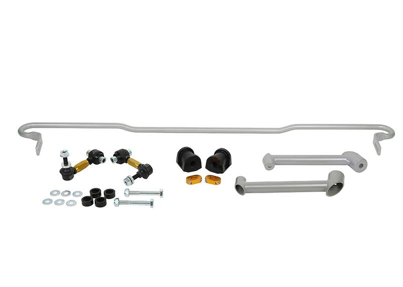 Whiteline 16mm Rear Sway Bar Adjustable w/End Links And Support Mounts Subaru 2013-2019 BRZ