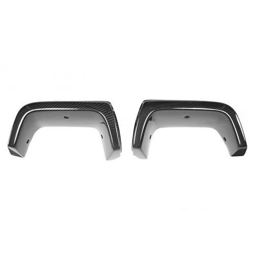 APR Performance Heat Shields Carbon Fiber (HATCH) Subaru 2011-2014 WRX / 2008-2014 STI