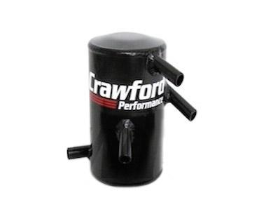 Crawford Air Oil Separator Black Subaru 2013-2019 BRZ